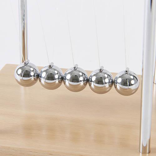 【バランスボール】ニュートンのゆりかご333-189FunScience置物オブジェ物理科学不思議インテリアオシャレ引越し祝い新築祝いギフト父の日