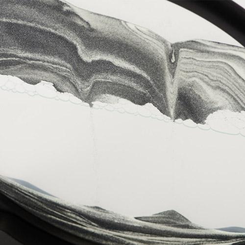クーポン発行中サンドピクチャーラウンド砂絵置き型アートインテリア砂おしゃれ綺麗ユニークお洒落癒しスタイリッシュモダンサイエンス雑貨プレゼントギフト新築祝い引っ越し祝い父の日FunScience333-190