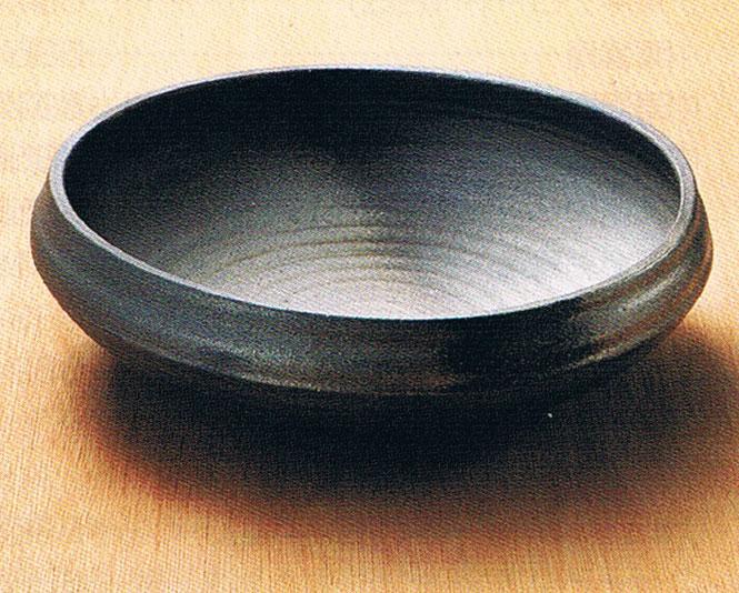 炭化 12.0 ひねり 大鉢陶器 信楽焼 キッチン 和食器 大皿彩り屋