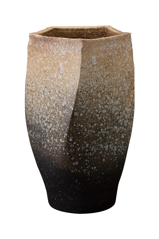傘立て 陶器 信楽焼 傘立31-03
