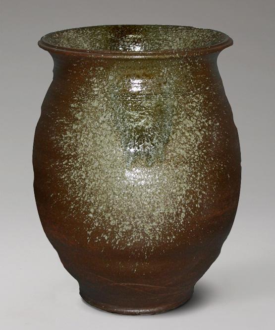 古信楽 大壺 25号 信楽焼 陶器 花入れ 花器 花入 花瓶彩り屋