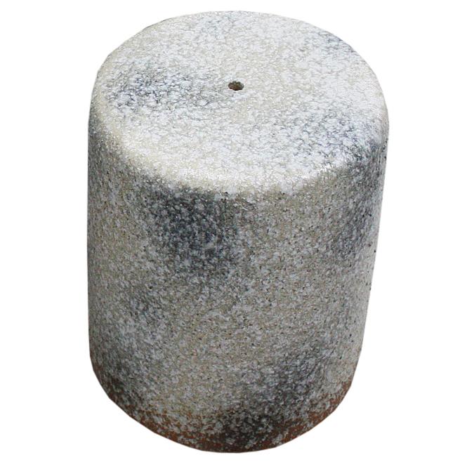 信楽焼 ガーデンテーブル スツール1点 20号 吹雪窯変テーブルセット 陶器 テーブル彩り屋
