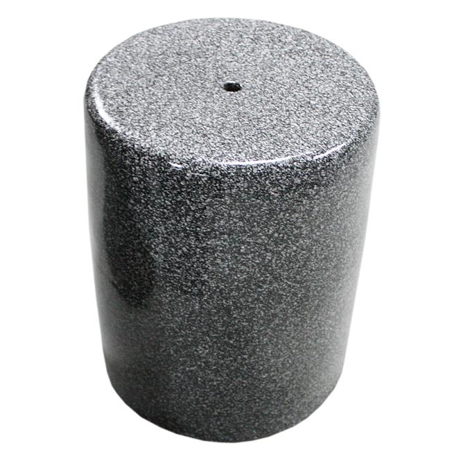 信楽焼 ガーデンテーブル スツール1点 20号 石肌テーブルセット 陶器 テーブル彩り屋