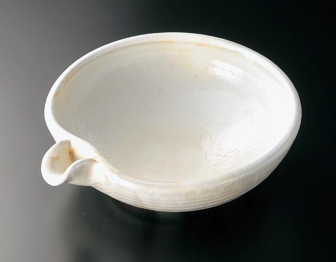 粉引 片口盛鉢陶器 信楽焼 キッチン 和食器 盛鉢 皿彩り屋