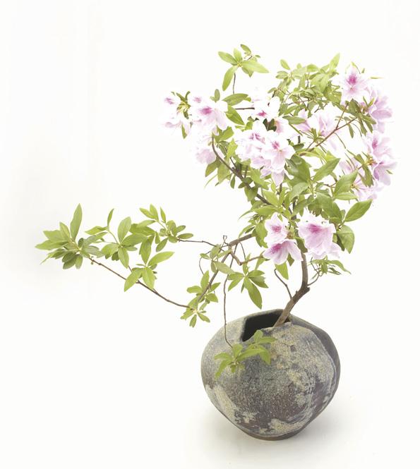 信楽焼 陽 花器 花入 花瓶 陶器 花入れ彩り屋