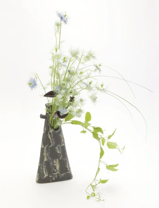 信楽焼 やまぶき 花器 花入 花瓶 陶器 花入れ彩り屋