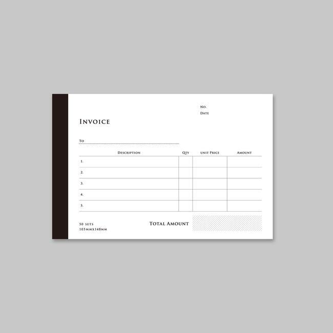 品名 数量 金額を記載して送り状や請求書として使用できる複写式の伝票です イベントやハンドメイド作家さんにオススメ KNOOPWORKS クノープワークス INVOICE 英 複写式 複写 ノーカーボン 請求書 バースデー 記念日 ギフト 贈物 お勧め 通販 売れ筋ランキング 納品書 納品伝票 領収書 見積書 送り状 伝票 入金伝票 ラッピング用品 invoice receipt 文具 出金伝票 仕切り状 レシート 受取 仕入れ書 受領書