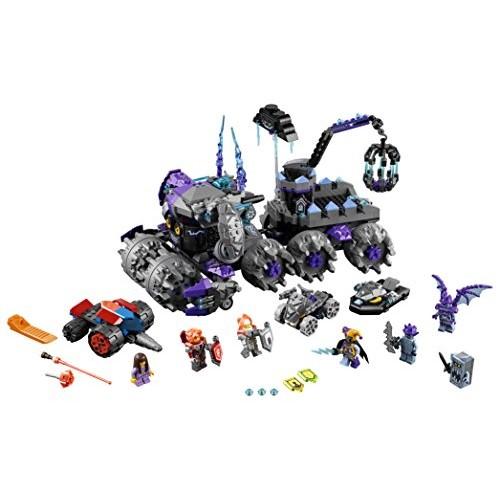 知育 ブロック 9歳 70352 レゴ(LEGO) 破壊要塞ギガントロックス 知育玩具 おうち遊び 創造力 集中力