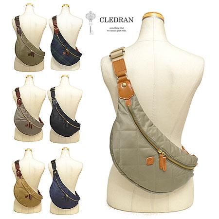 クレドラン CLEDRAN ロタ ROTA ボディバッグ S レディース CL-2146 ブランド 本革 革 プレゼント