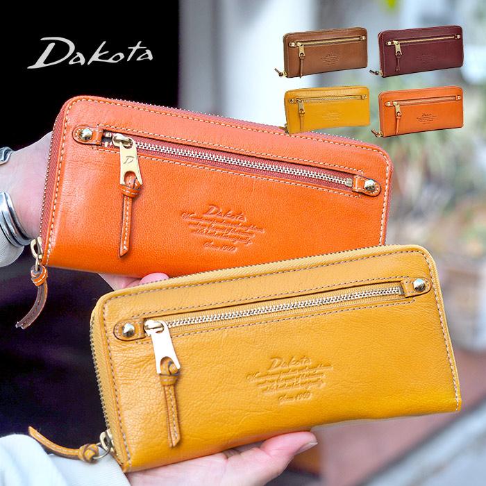 ダコタ Dakota モデルノ ラウンドファスナー 長財布 レディース 0035088 プレゼント 財布 ブランド 大容量 母の日