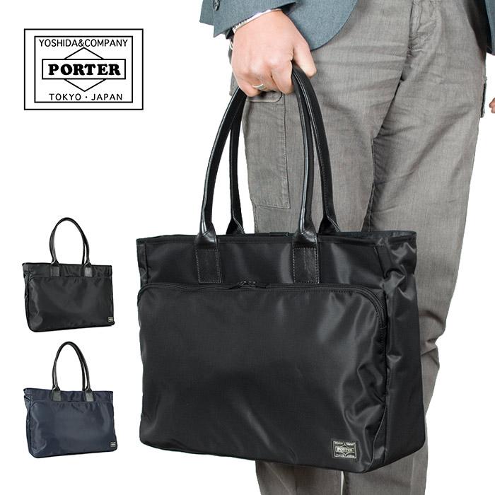 吉田カバン ポーター PORTER タイム TIME トートバッグ メンズ ビジネス ビジネスバッグ キャリーオンバッグ 日本製 655-17873 ブランド