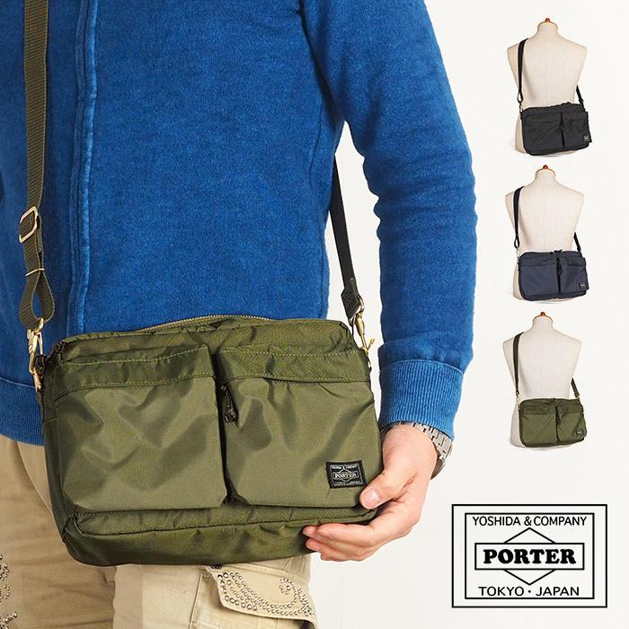 ポーター PORTER 吉田カバン フォース FORCE ショルダーバッグ メンズ ブランド 855-05457