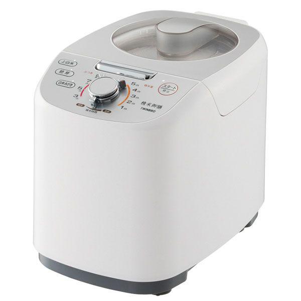 精米御膳MR-E751W 1台 ツインバード工業