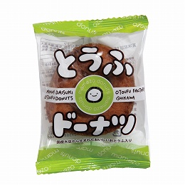 Tofu doughnut one OTOFU FACTORY ISHIKAWA