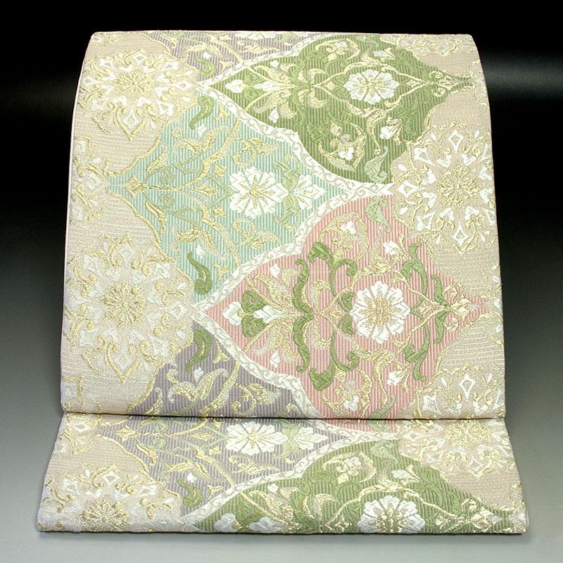 西陣ふくい 袋帯 オリエント唐織