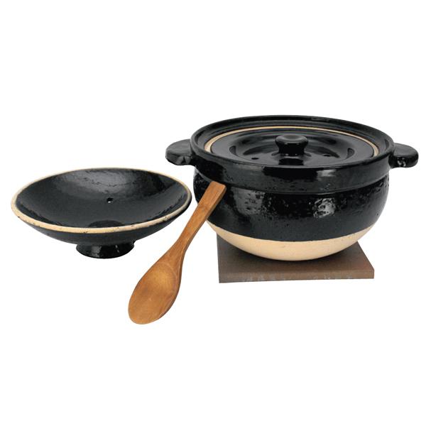 Nagatani 陶瓷炉灶,煮熟的 5