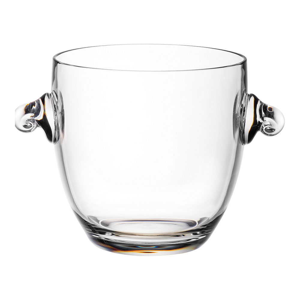MLV 割れないグラス アイスバスケット ワインクーラー 5L 5000cc  [バケット・ワイン・クリスタル・アイスペール]
