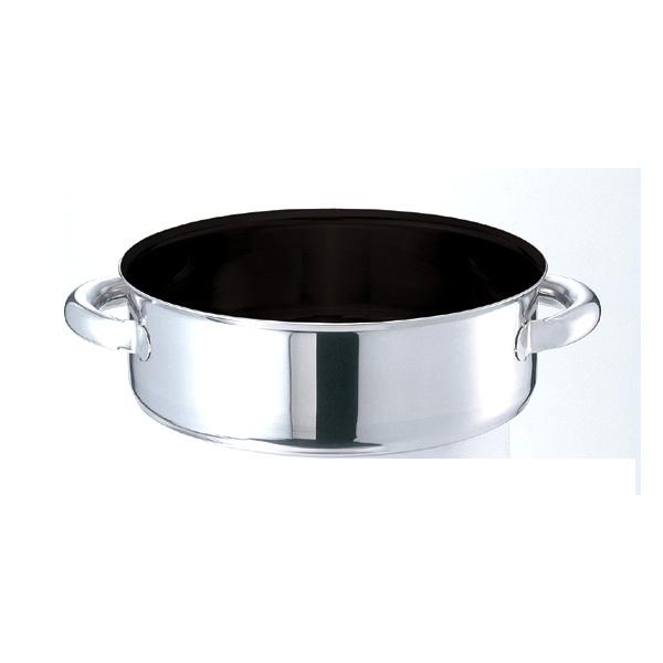 モリブデンジIIPLUS ノンスティック加工外輪鍋 蓋無 45cm(23L) EBM 8690710