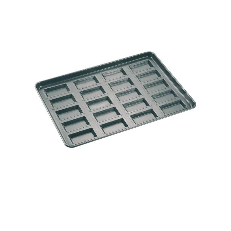 ホワイトサム プロアスターセンチュリー型天板 20面 製菓用品