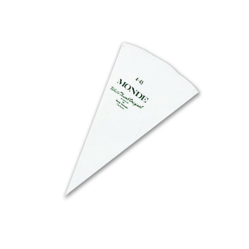 【6枚組】ホワイトサム モンド絞り袋 3-40 製菓用品