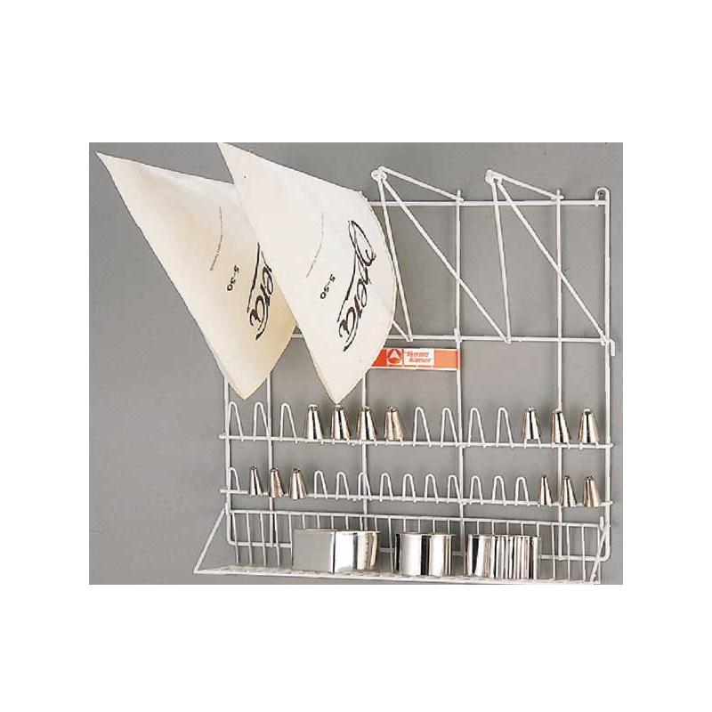 ホワイトサム 絞り袋口金両用ラック 44021 製菓用品