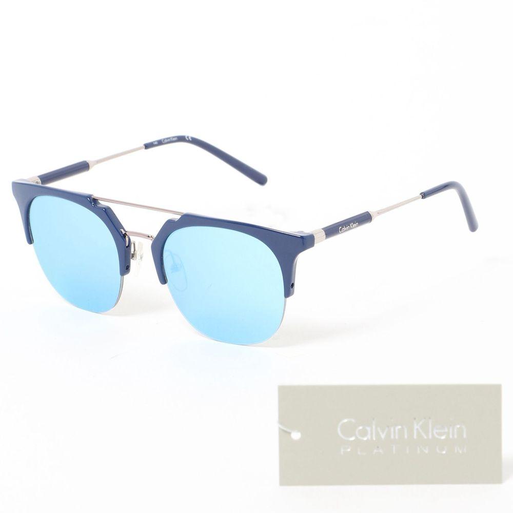 【商品到着後レビュー記入でメガネのシャンプ-プレゼント】Calvin Klein カルバンクライン サングラス ck1236SA 414 メンズ レディース 男女兼用