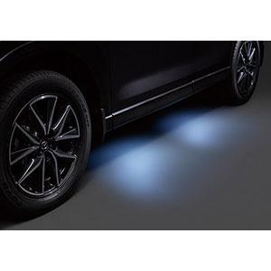 純正自動車部品を販売中 MAZDA マツダ CX-5 シーエックスファイブ KF系 ウェルカムランプKFEP KF2P KF5P 用品 部品 小サイズ アクセサリ 純正 パーツ 発売モデル 宅配便 オプション 超激得SALE
