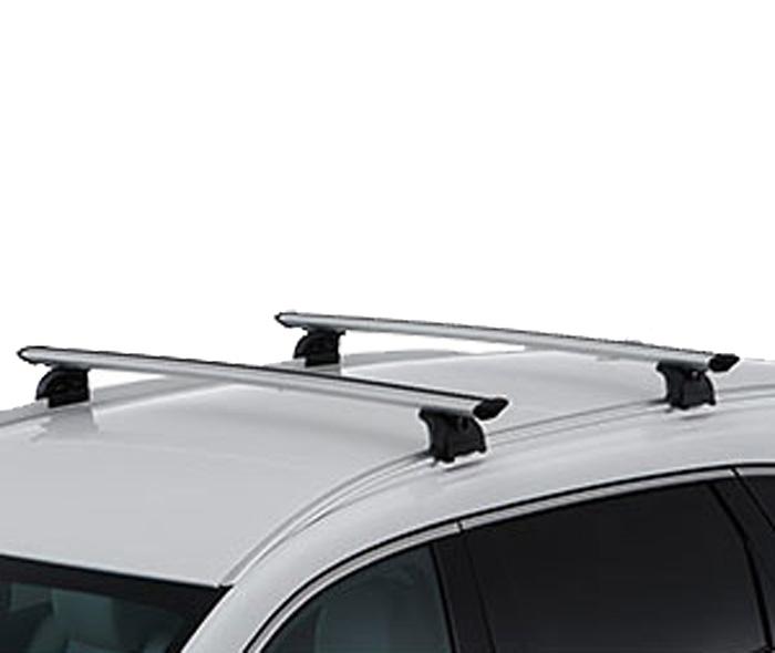 純正自動車部品を販売中 MAZDA マツダ CX-8 低廉 授与 シーエックスエイト システムキャリアベース ルーフレール用 THULE製 KG2P アクセサリ オプション 用品 配送日時指定不可 部品 大型商品 パーツ 純正