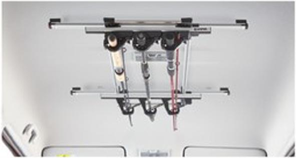 純正自動車部品を販売中 SUZUKI スズキ XBEE クロスビー ロッドホルダー 3本積み 超安い MN71S アクセサリ お値打ち価格で パーツ 純正 宅配便 用品 中サイズ オプション 部品