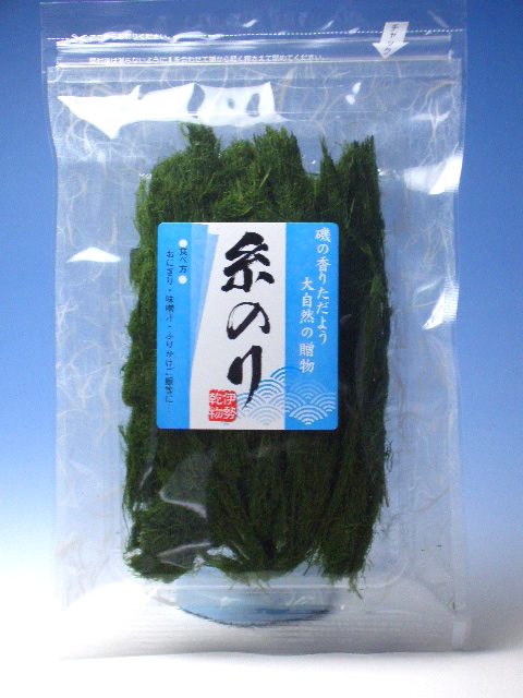 磯の香りタップリ♪糸のりと言えば青のり(青海苔・糸のり)3g