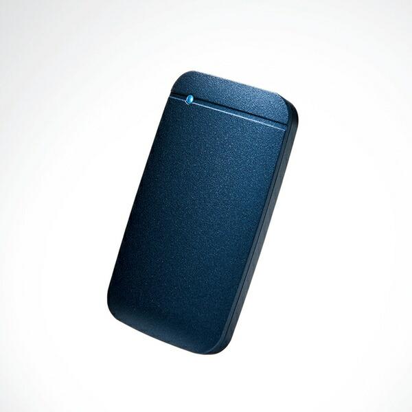 【送料無料】 ELECOM(エレコム) USB Type-Cケーブル付き外付けポータブルSSD ESD-EF1000GNV簡単接続 快適 ゲームプレイ PlayStation4 SSD USB3.1 データアクセス時間 大幅短縮 耐衝撃性 耐振動性 省電力 USBバスパワー 1年保証 高速化 PS4 ロード時間