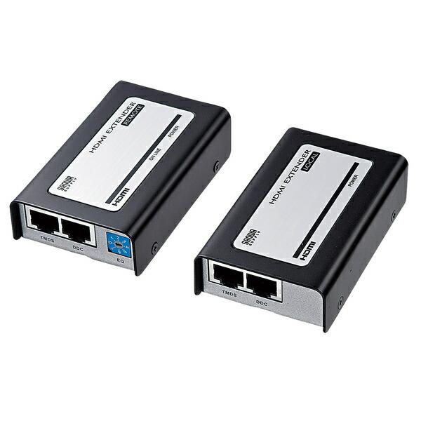 【送料無料】 SANWA SUPPLY(サンワサプライ) HDMIエクステンダー VGA-EXHD