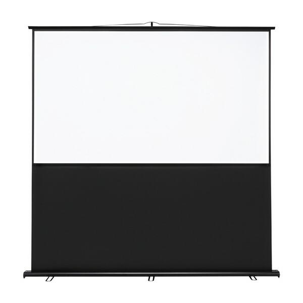 【送料無料】 SANWA SUPPLY(サンワサプライ) プロジェクタースクリーン(床置き式) PRS-Y90HD