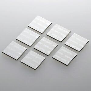 売れ筋 機器に貼るだけで強力放熱 SANWA 送料無料新品 SUPPLY TK-CLNP8SV ノートパソコン冷却パット サンワサプライ