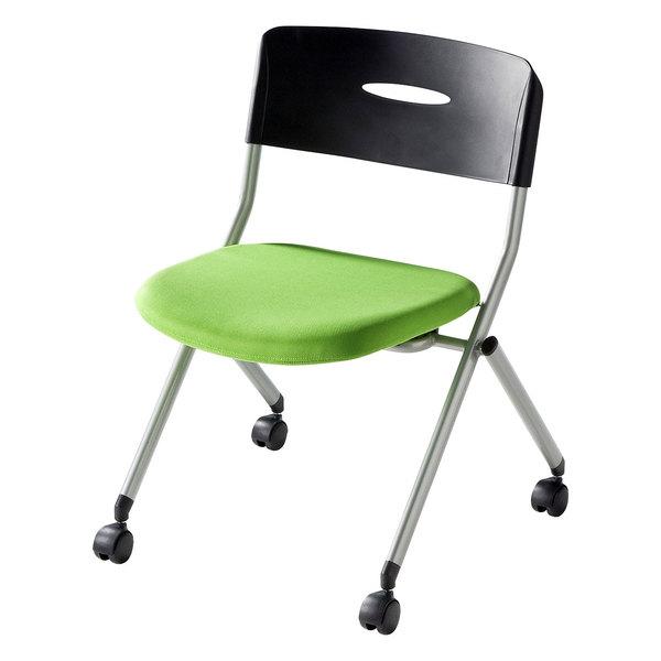 【送料無料】 SANWA SUPPLY(サンワサプライ) ミーティングチェア SNC-ST6G家具 オフィス チェア 椅子 イス ミーティングチェア チェア 1人 チェア オフィス チェア おしゃれ 椅子 オフィス オフィス 椅子 パソコンチェア デスクチェア オフィスチェア キャスター付き