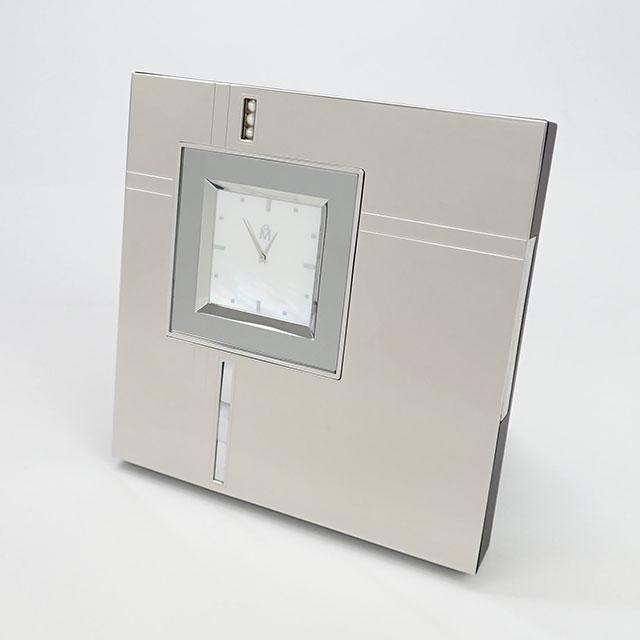 【中古】【辛口評価】【Sランク】MIKIMOTO ミキモト 2011イヤーズエディション 置時計 シェル文字盤