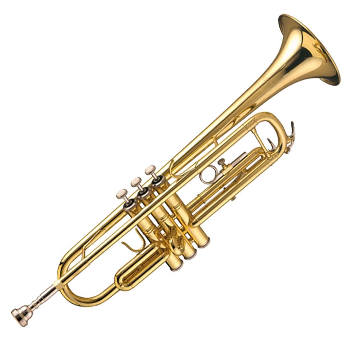 Bach / TR-600GL バック B♭トランペット エントリーモデル ラッカー仕上げ【横浜店】【5年保証】
