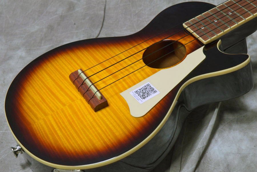 Epiphone / Les Paul Acoustic/Electric Ukulele Outfit Tenor Vintage Sunburst 【福岡パルコ店】