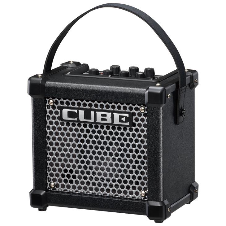 Roland / MICRO CUBE GX BLACK 【ギター用】【エフェクター内蔵】【電池駆動】【福岡パルコ店】