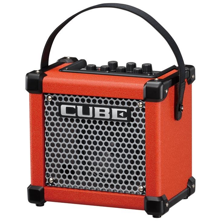 Roland / MICRO CUBE GX RED 【ギター用】【エフェクター内蔵】【電池駆動】【福岡パルコ店】