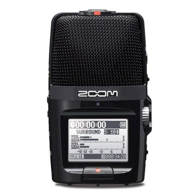 ZOOM / H2n ハンディレコーダー【福岡パルコ店】