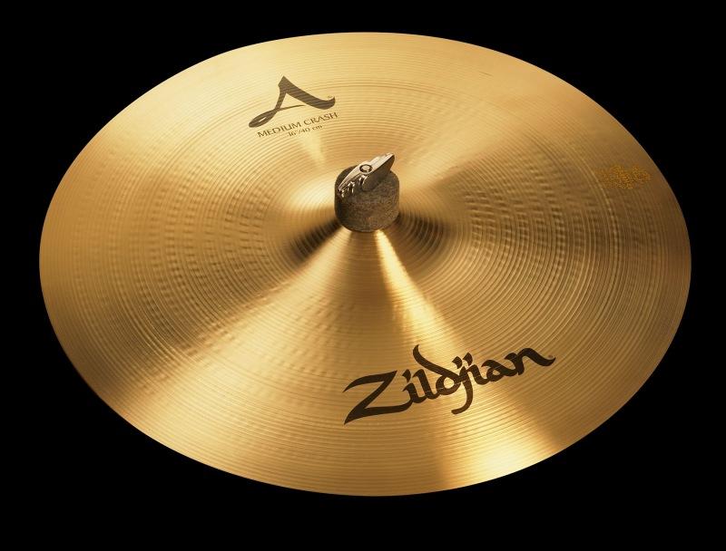 Zildjian / A-16 Medium Crash 【A Zildjian】【16インチ】【ミディアム・クラッシュ】【福岡パルコ店】