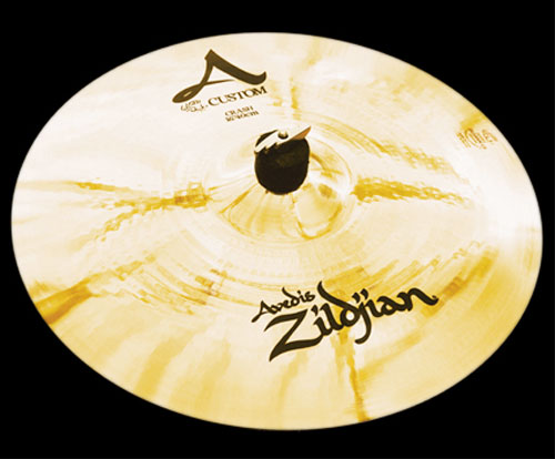 Zildjian / A.Custom 16 Crash 【16インチ】【クラッシュシンバル】【福岡パルコ店】