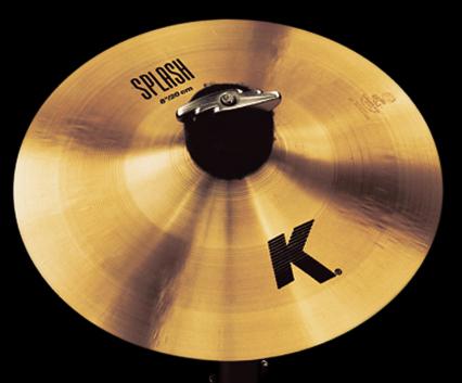Zildjian / K-8 Splash 【展示品アウトレット特価】【K ZILDJIAN】【スプラッシュ】【福岡パルコ店】