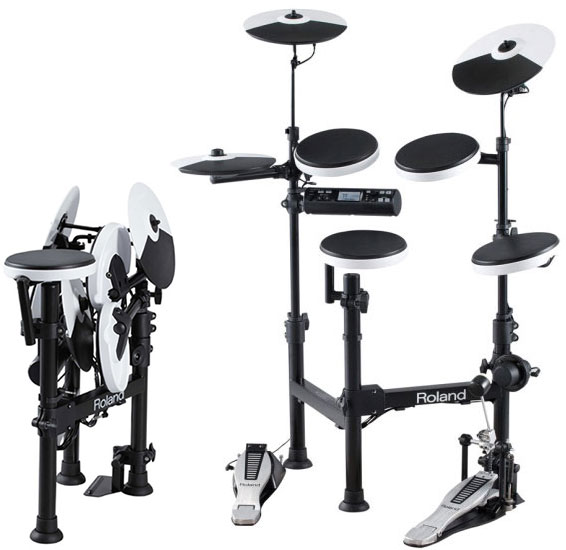 Roland/ TD-4KP-S V-Drums V-Drums Roland Portable/【福岡パルコ店】, streamplus:33e09a04 --- officewill.xsrv.jp