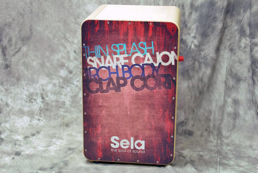 Sela / CaSela Pro Vintage Red 【展示品アウトレット特価!】【福岡パルコ店】