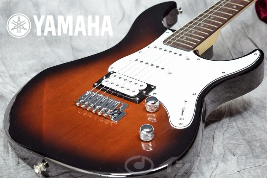 YAMAHA ヤマハ / Pacifica PAC-112V OVS(オールドバイオリンサンバースト) パシフィカ 【福岡パルコ店】