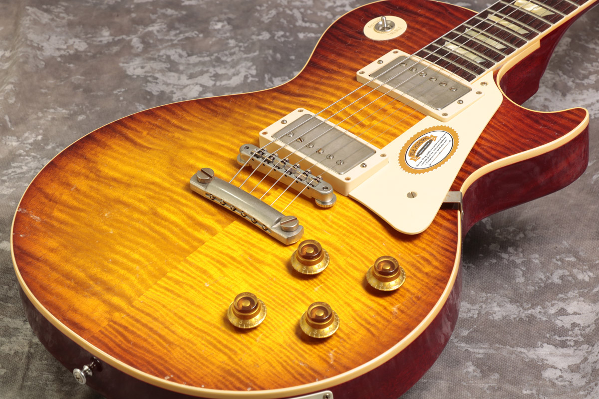 Gibson Custom / Les Paul Standard Figured Top Tom Murphy Painted and Aged A Murphy Masterpiece【S/N 9 1075】【池袋店】