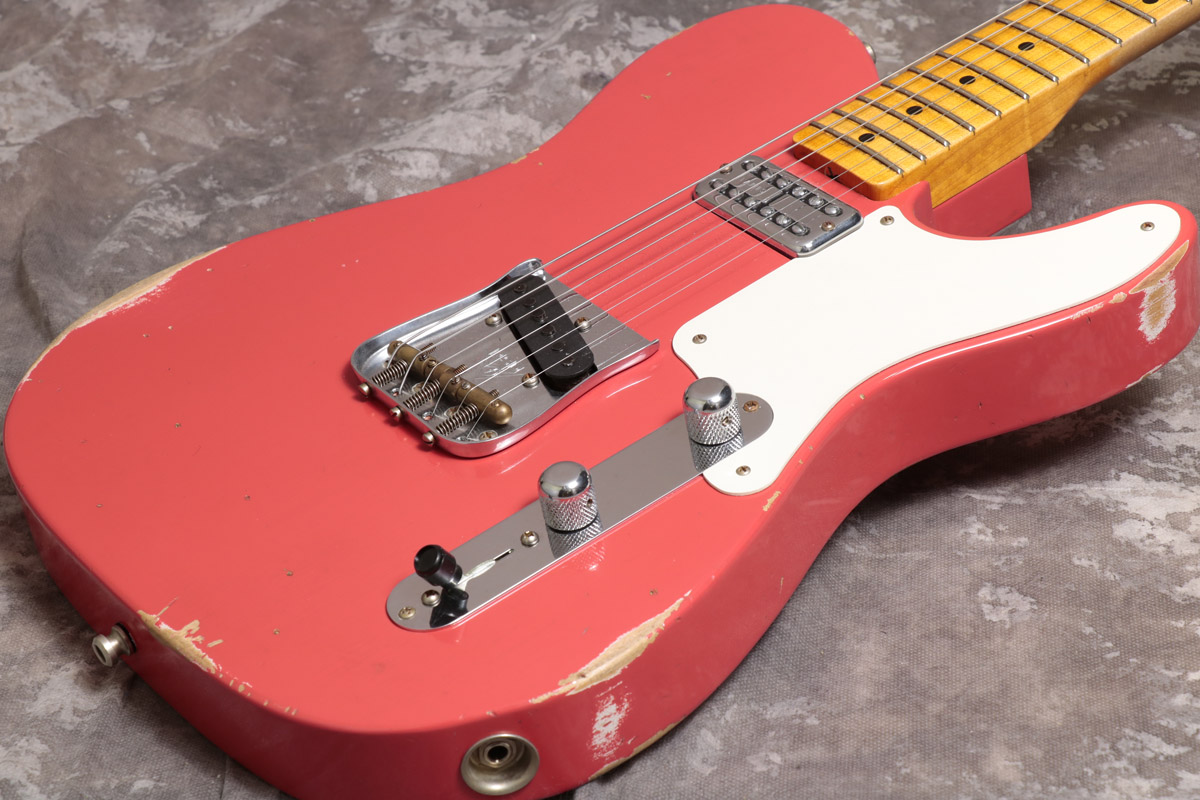 Fender Custom Shop / Limited Edition Relic Tele Caballo Tono with Faded Fiesta Red 【S/N CZ533422】【池袋店】