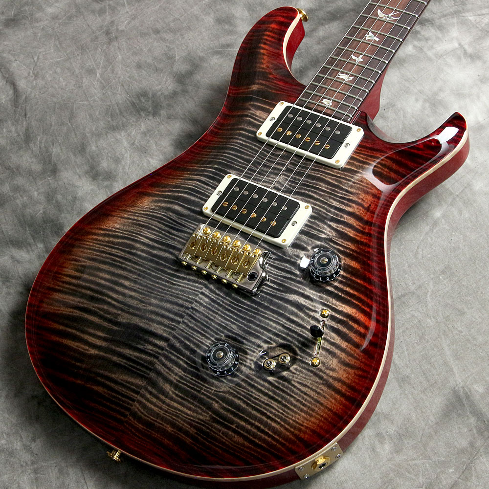 Paul Reed Smith(PRS) / 2018 Custom 24-08 Charcoal Cherry Burst 10Top Pettern Regular【S/N 246131】【池袋店】